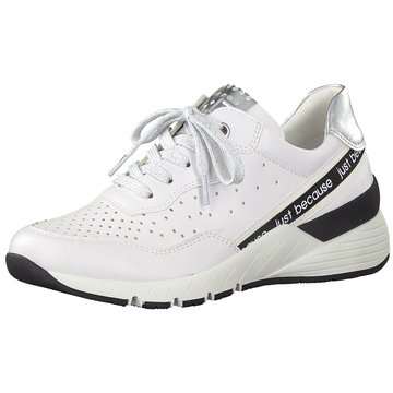 Marco Tozzi Sneaker LowDa.-Schnürer weiß