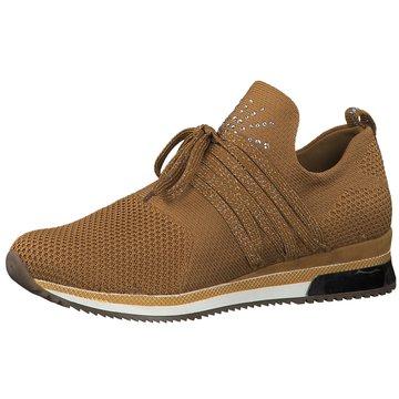 Marco Tozzi Sneaker Low braun