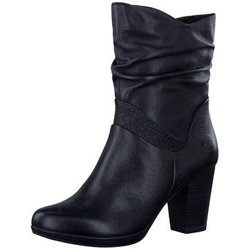 Marco Tozzi Klassische Stiefelette schwarz