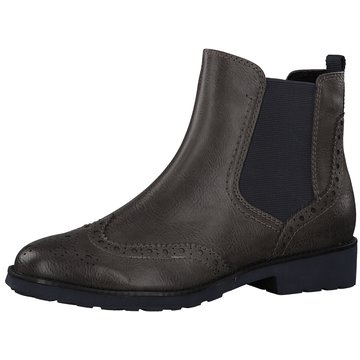 Marco Tozzi Chelsea Boot braun