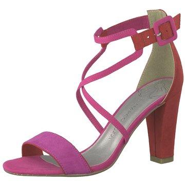 Marco Tozzi Sandalette pink