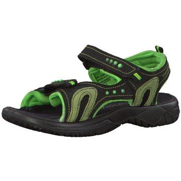 Marco Tozzi Offene Schuhe schwarz