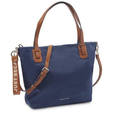 Marco Tozzi Taschen Damen blau