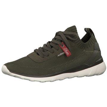 s.Oliver Sneaker Low oliv