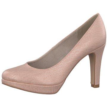 s.Oliver Plateau Pumps rosa