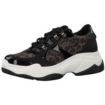 s.Oliver Plateau Sneaker braun
