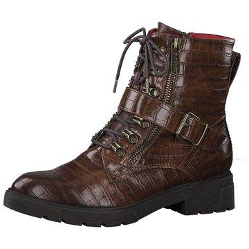 s.Oliver Boots braun