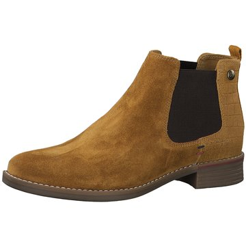 s.Oliver Chelsea Boot gelb