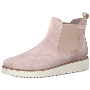 s.Oliver Chelsea Boot rosa