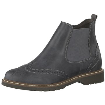 s.Oliver Chelsea Boot grau