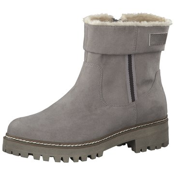 s.Oliver Winterboot grau