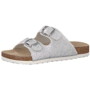 s.Oliver Offene Schuhe weiß