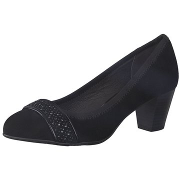 Be Natural Komfort Pumps schwarz