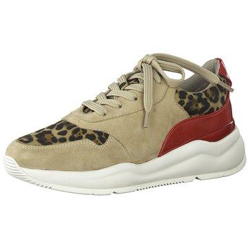 Jana Sneaker World beige