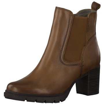 Be Natural Chelsea Boot braun