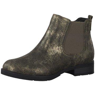 Jana Chelsea Boot silber