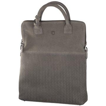 Be Natural Taschen Damen grau
