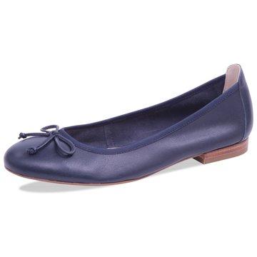 Caprice Klassischer Ballerina blau