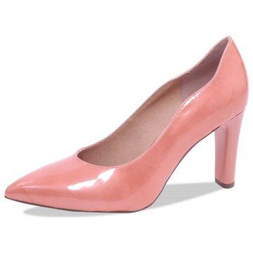 Caprice Klassischer Pumps rosa
