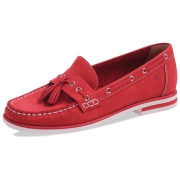 Caprice Bootsschuh rot