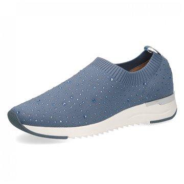 Caprice Sportlicher Slipper blau