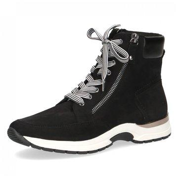 Caprice Sneaker High schwarz