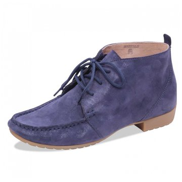 Caprice Komfort Stiefelette blau