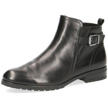 Caprice Chelsea Boot schwarz
