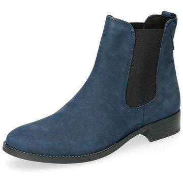 Caprice Chelsea Boot blau