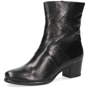 Caprice Komfort Stiefelette schwarz