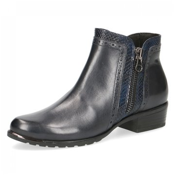 Caprice Ankle Boot blau