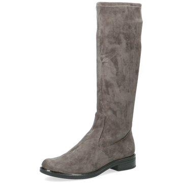 Caprice Klassischer Stiefel grau