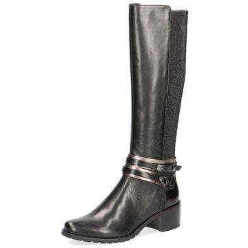 Caprice Top Trends Stiefel schwarz