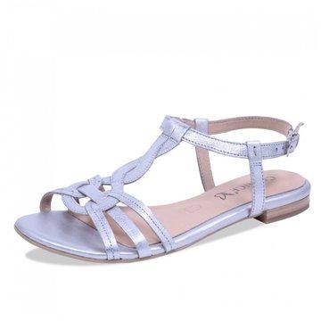 Sandals Damen Sandalen, Silber - Silber - Größe: 39
