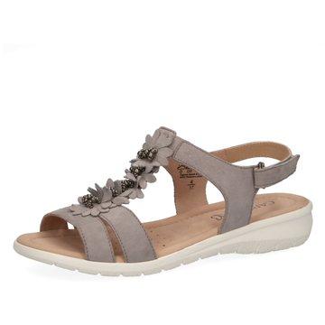Caprice Komfort Sandale grau