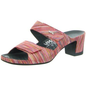 Vital Komfort Sandale bunt