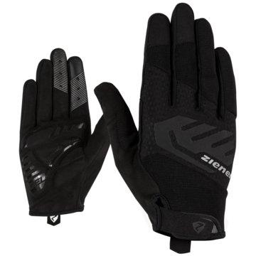 Ziener FingerhandschuheCHED TOUCH LONG BIKE GLOVE - 218207 schwarz