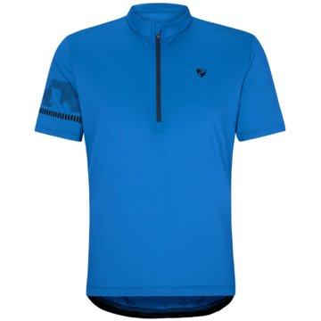 Ziener FahrradtrikotsNOBUS MAN (TRICOT) - 219201 blau