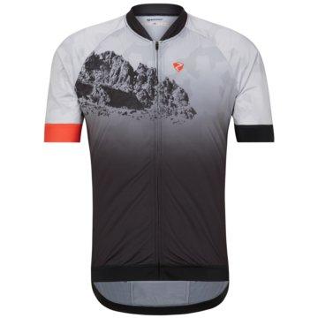 Ziener FahrradtrikotsNOGAL MAN (TRICOT) - 219204 schwarz