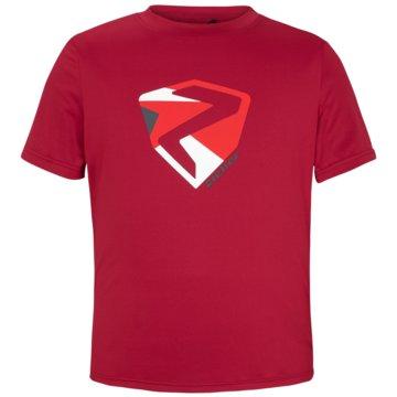 Ziener T-ShirtsNADEN JUNIOR (T-SHIRT) - 219500 rot
