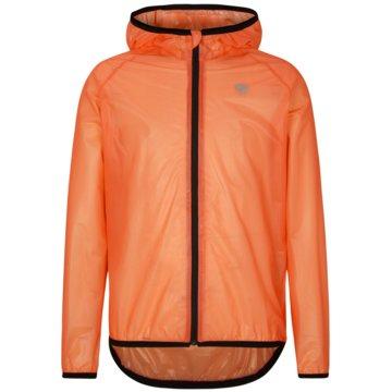 Ziener FahrradjackenNEPTUS JUNIOR (JACKET) - 219510 orange