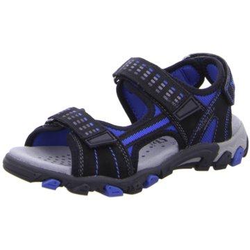SUPERFIT Offene SchuheHike blau