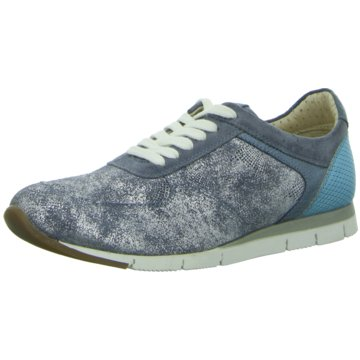 Julia Grey Sneaker Low blau