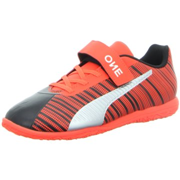 Puma Hallen-Sohle orange