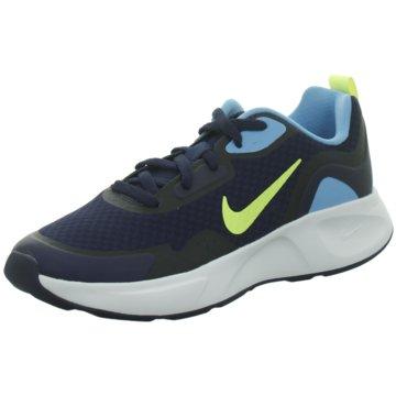 Nike Sneaker LowWEARALLDAY - CJ3816-400 blau