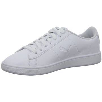 Puma Sneaker Low VIKKY V2 CAT - 374904 weiß
