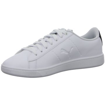 Puma Sneaker Low VIKKY V2 CAT - 374904 weiß