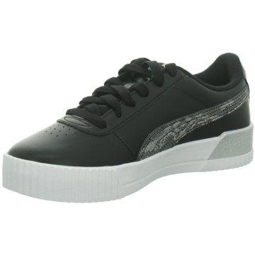 Puma Sneaker LowCARINA UNTAMED - 375959 schwarz