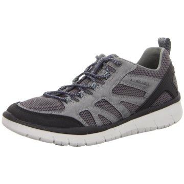 Allrounder Outdoor SchuhSneaker grau