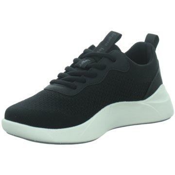 Neu legero Savona Sneakers Low 12902607 für Damen grau schwarz